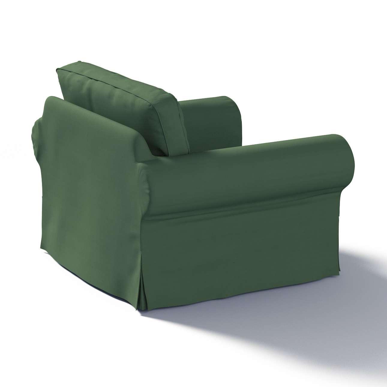 Pokrowiec na fotel Ektorp Fotel Ektorp w kolekcji Cotton Panama, tkanina: 702-06