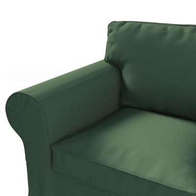 Pokrowiec na fotel Ektorp w kolekcji Cotton Panama, tkanina: 702-06