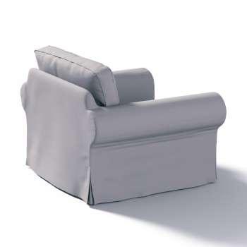 Ektorp Sesselbezug von der Kollektion Cotton Panama, Stoff: 702-07
