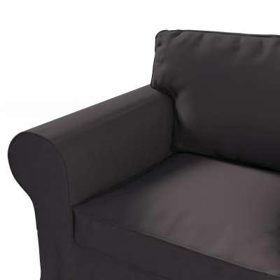Pokrowiec na fotel Ektorp w kolekcji Cotton Panama, tkanina: 702-09