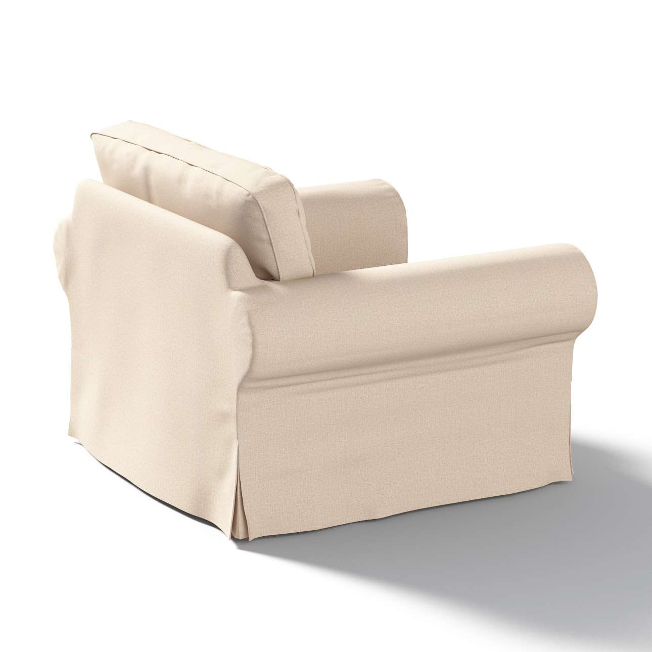 Bezug für Ektorp Sessel von der Kollektion Edinburgh, Stoff: 115-78