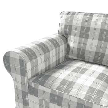 Pokrowiec na fotel Ektorp Fotel Ektorp w kolekcji Edinburgh, tkanina: 115-79