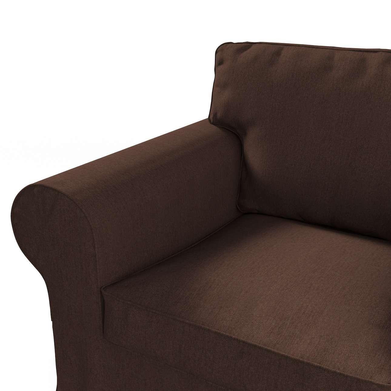 Pokrowiec na fotel Ektorp Fotel Ektorp w kolekcji Chenille, tkanina: 702-18