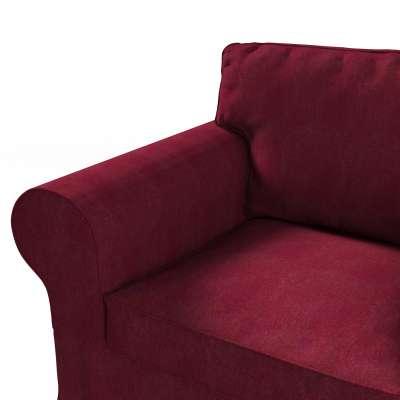 Pokrowiec na fotel Ektorp w kolekcji Chenille, tkanina: 702-19