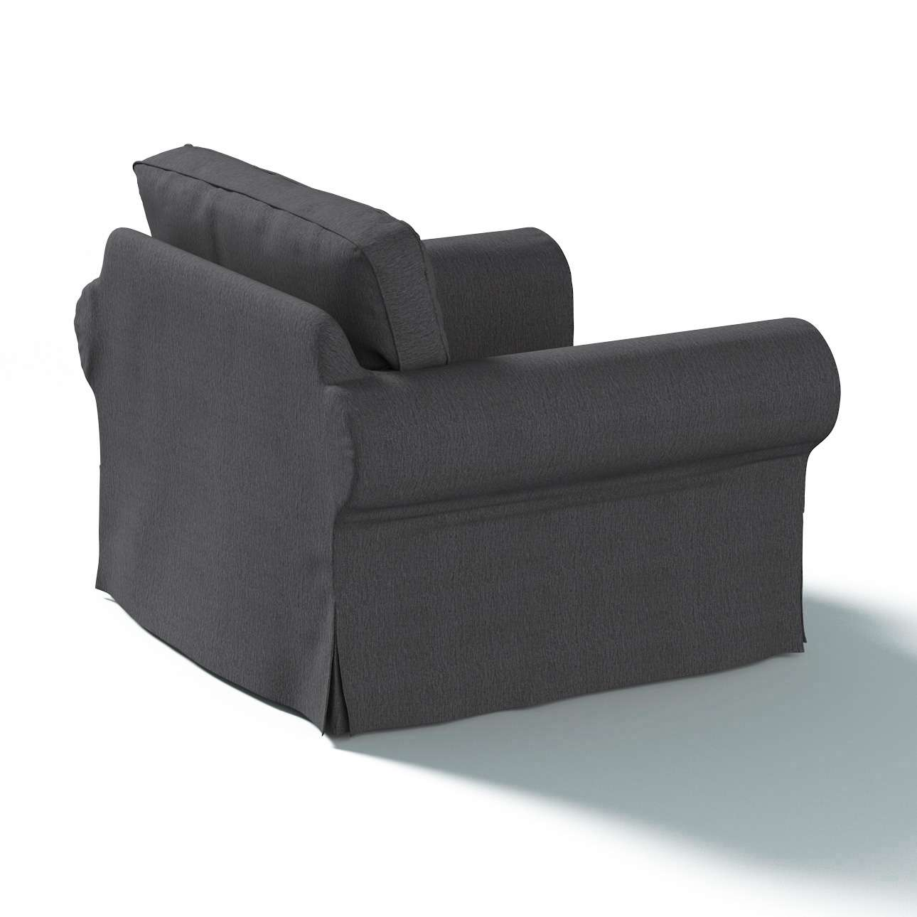 Ektorp Sesselbezug Sesselhusse, Ektorp Sessel von der Kollektion Chenille , Stoff: 702-20