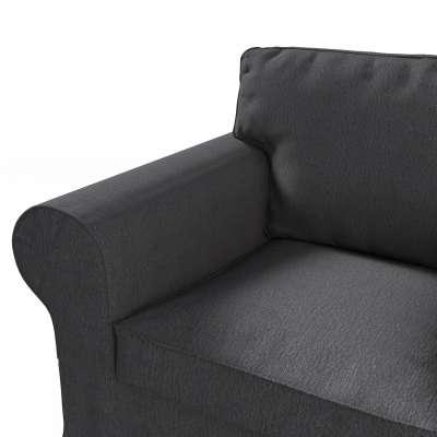 Pokrowiec na fotel Ektorp w kolekcji Chenille, tkanina: 702-20