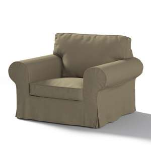 Pokrowiec na fotel Ektorp Fotel Ektorp w kolekcji Chenille, tkanina: 702-21