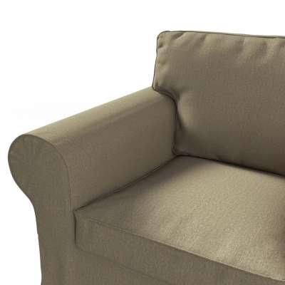 Pokrowiec na fotel Ektorp w kolekcji Chenille, tkanina: 702-21