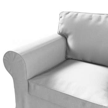 Pokrowiec na fotel Ektorp w kolekcji Chenille, tkanina: 702-23