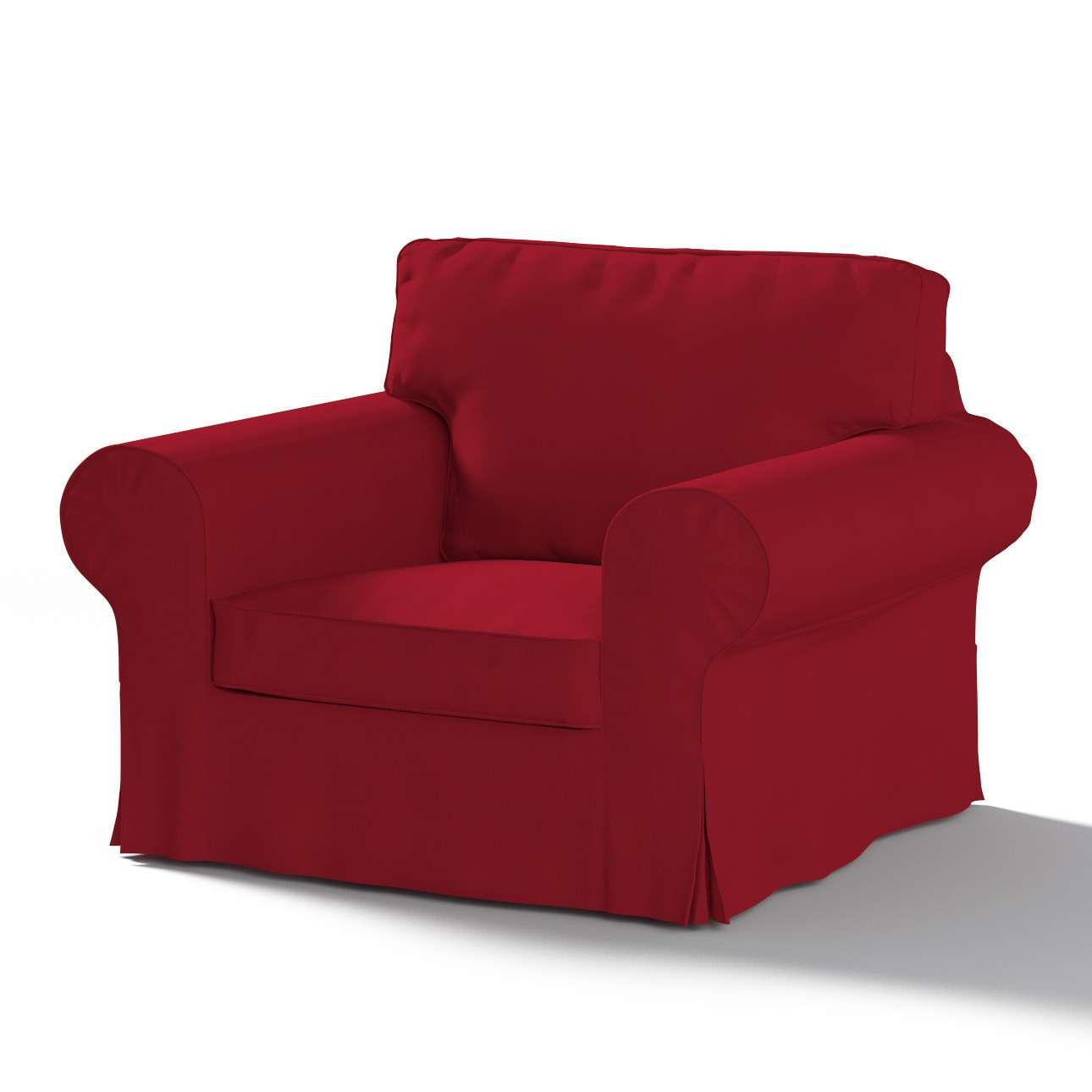 Pokrowiec na fotel Ektorp Fotel Ektorp w kolekcji Chenille, tkanina: 702-24