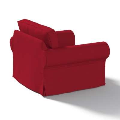 Pokrowiec na fotel Ektorp w kolekcji Chenille, tkanina: 702-24