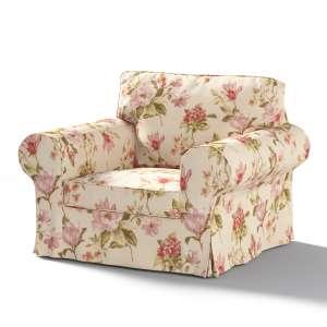 Pokrowiec na fotel Ektorp Fotel Ektorp w kolekcji Londres, tkanina: 123-05
