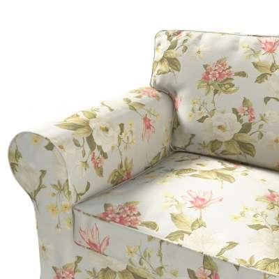 Pokrowiec na fotel Ektorp w kolekcji Londres, tkanina: 123-65