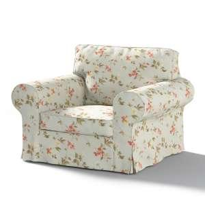 Pokrowiec na fotel Ektorp Fotel Ektorp w kolekcji Londres, tkanina: 124-65