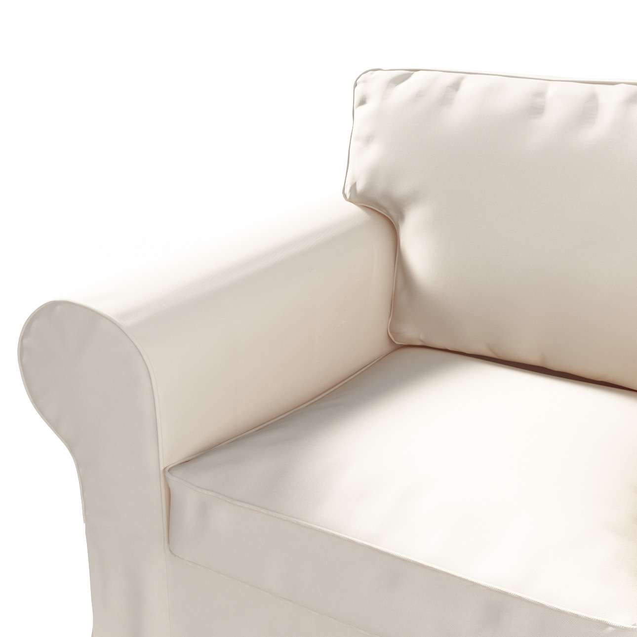 Pokrowiec na fotel Ektorp w kolekcji Etna , tkanina: 705-01