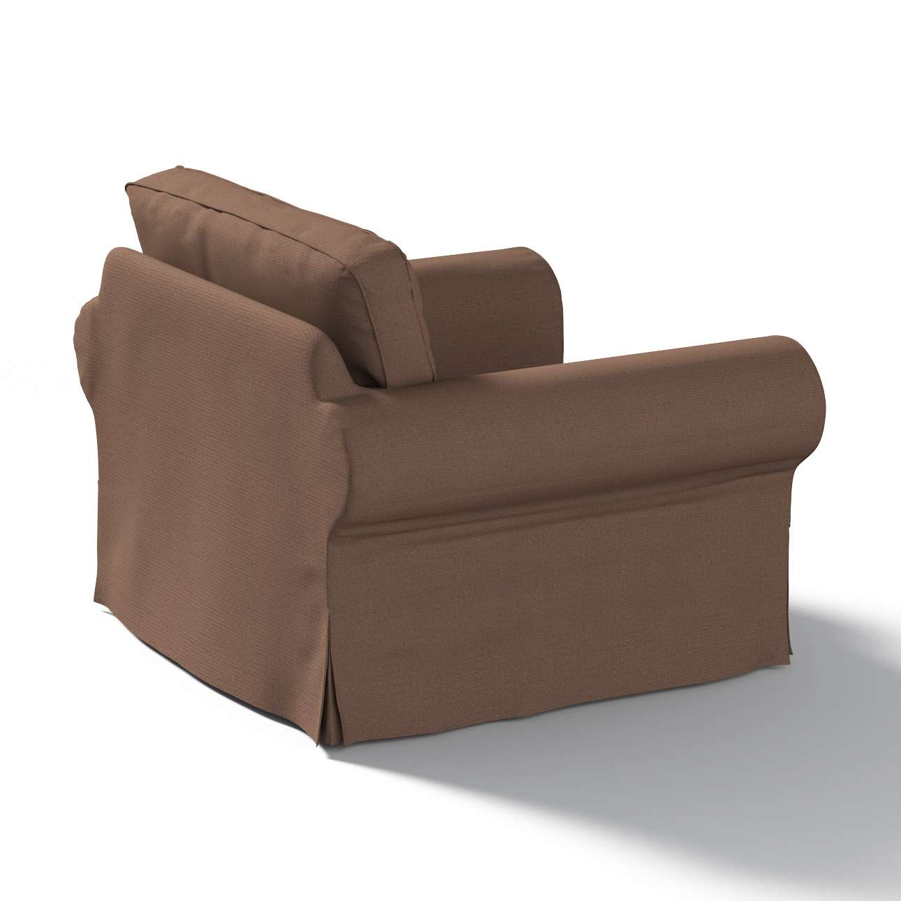 Pokrowiec na fotel Ektorp Fotel Ektorp w kolekcji Etna , tkanina: 705-08