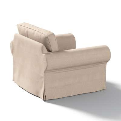 Pokrowiec na fotel Ektorp w kolekcji Etna, tkanina: 705-09