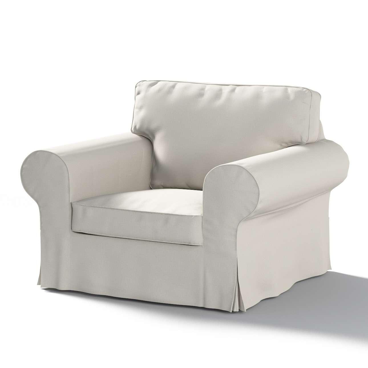 Pokrowiec na fotel Ektorp Fotel Ektorp w kolekcji Etna , tkanina: 705-90