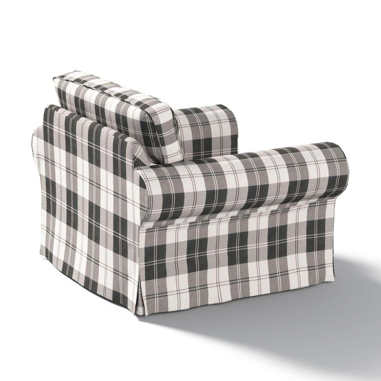 Ektorp Sesselbezug Sesselhusse, Ektorp Sessel von der Kollektion Edinburgh , Stoff: 115-74