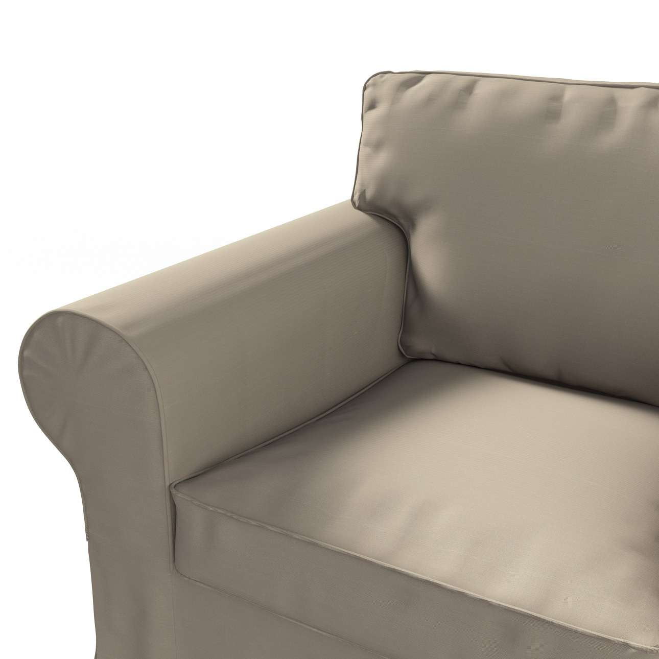 Pokrowiec na fotel Ektorp Fotel Ektorp w kolekcji Cotton Panama, tkanina: 702-28