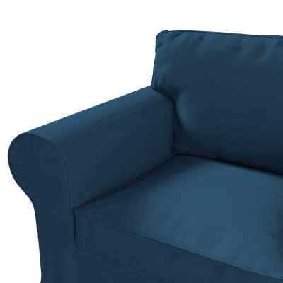 Pokrowiec na fotel Ektorp w kolekcji Cotton Panama, tkanina: 702-30