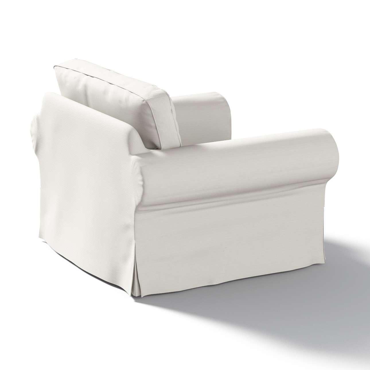 EKTORP fotelio užvalkalas Ektorp fotelio užvalkalas kolekcijoje Cotton Panama, audinys: 702-31
