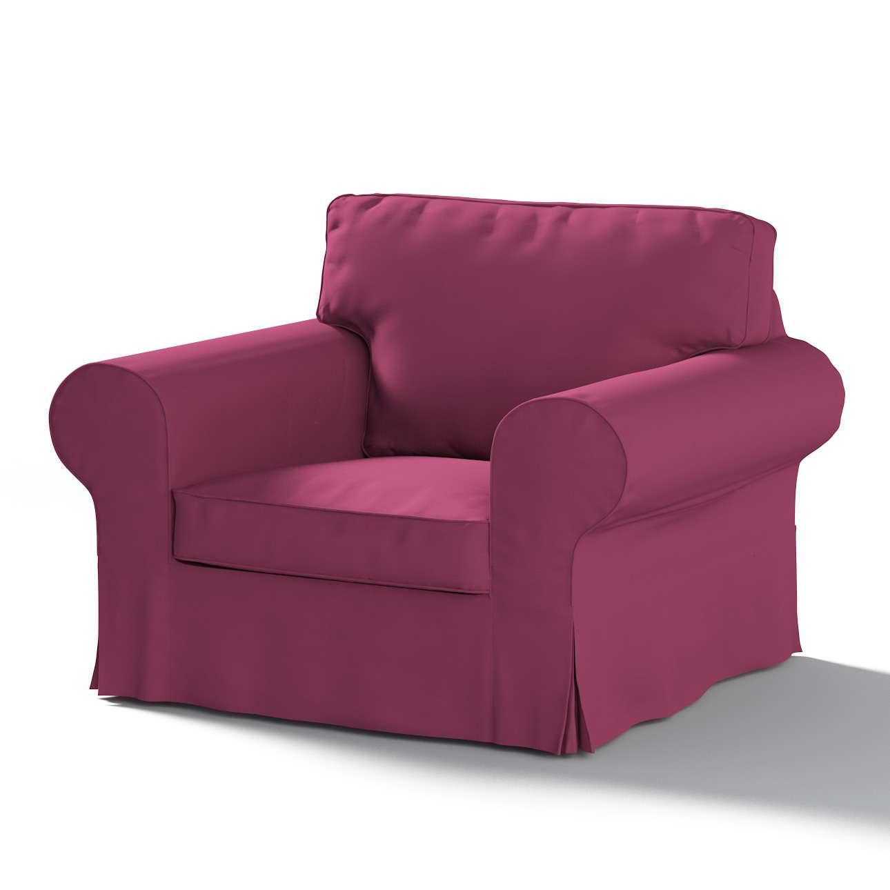 EKTORP fotelio užvalkalas Ektorp fotelio užvalkalas kolekcijoje Cotton Panama, audinys: 702-32