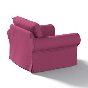 Ektorp Sesselbezug Sesselhusse, Ektorp Sessel von der Kollektion Cotton Panama, Stoff: 702-32