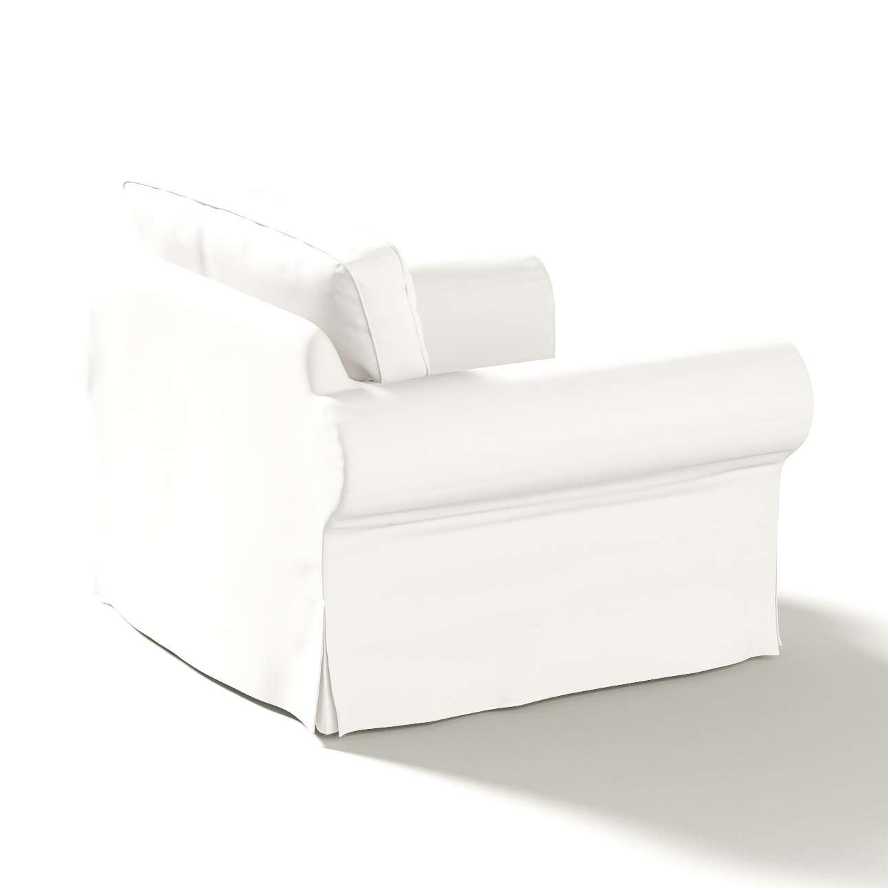 Ektorp betræk lænestol fra kollektionen Cotton Panama, Stof: 702-34