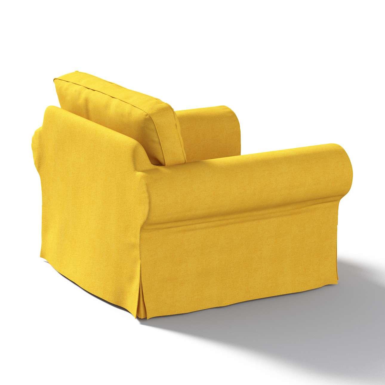 Bezug für Ektorp Sessel von der Kollektion Etna, Stoff: 705-04