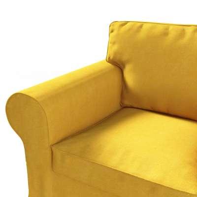 Pokrowiec na fotel Ektorp w kolekcji Etna, tkanina: 705-04