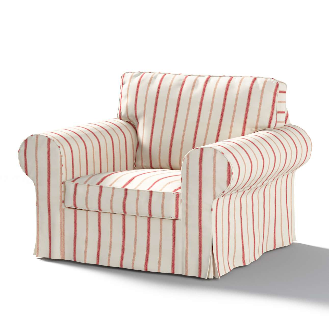 Ektorp Sesselbezug Sesselhusse, Ektorp Sessel von der Kollektion Avinon, Stoff: 129-15