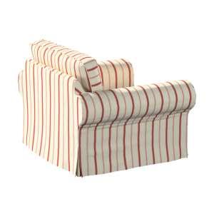 Pokrowiec na fotel Ektorp Fotel Ektorp w kolekcji Avinon, tkanina: 129-15