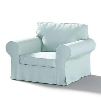 Pokrowiec na fotel Ektorp Fotel Ektorp w kolekcji Cotton Panama, tkanina: 702-10
