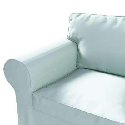 Pokrowiec na fotel Ektorp w kolekcji Cotton Panama, tkanina: 702-10