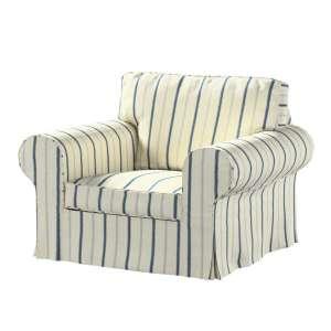 Pokrowiec na fotel Ektorp Fotel Ektorp w kolekcji Avinon, tkanina: 129-66