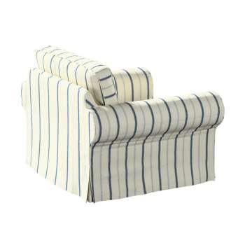 Ektorp Sesselbezug von der Kollektion Avinon, Stoff: 129-66