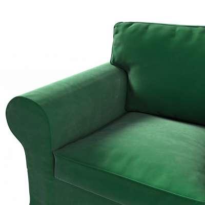 Pokrowiec na fotel Ektorp w kolekcji Velvet, tkanina: 704-13