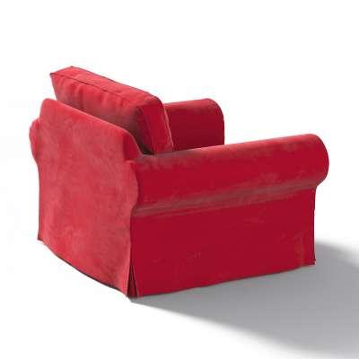 Bezug für Ektorp Sessel von der Kollektion Velvet, Stoff: 704-15