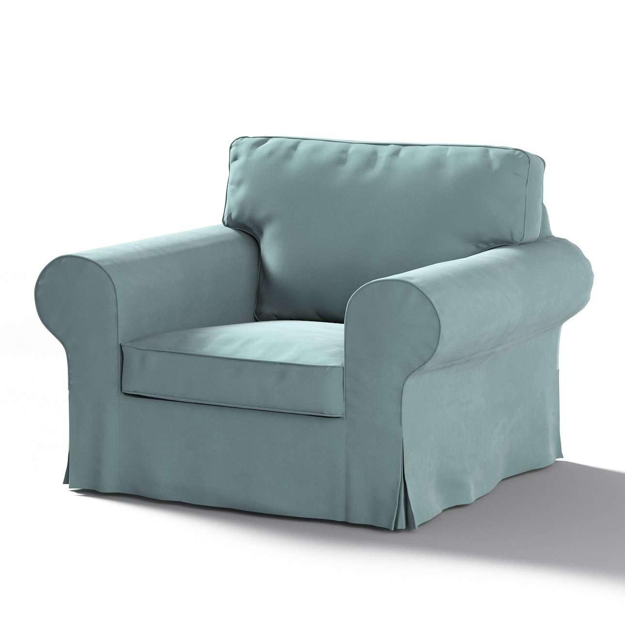 Ektorp Sesselbezug von der Kollektion Velvet, Stoff: 704-18