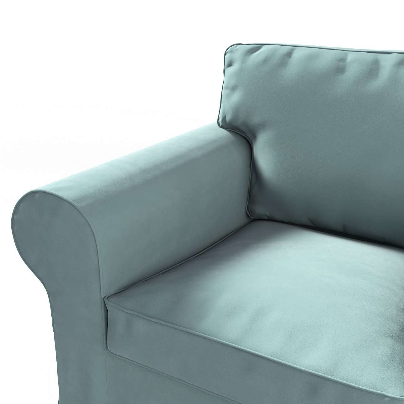 Ektorp lænestol fra kollektionen Velvet, Stof: 704-18