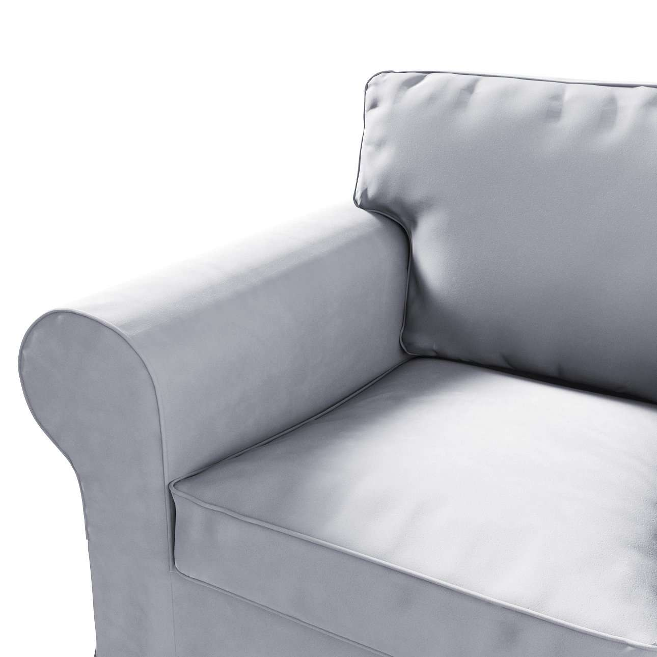 IKEA Ektorp <br>fåtölj i kollektionen Velvet, Tyg: 704-24
