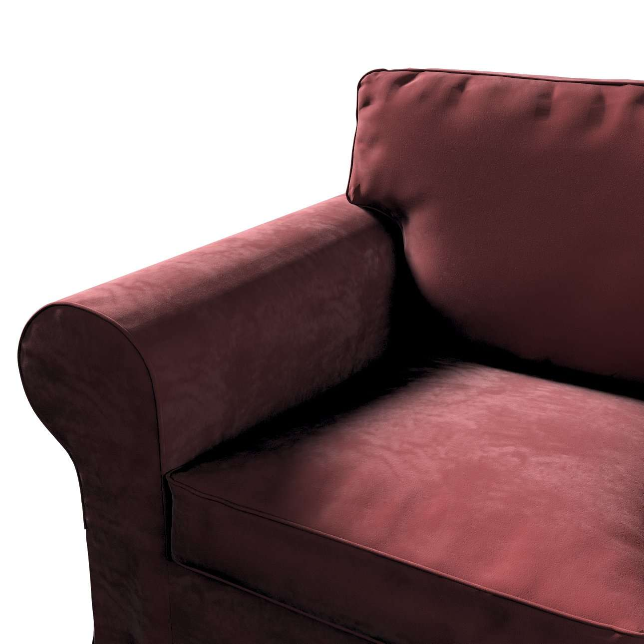 Ektorp betræk lænestol fra kollektionen Velvet, Stof: 704-26