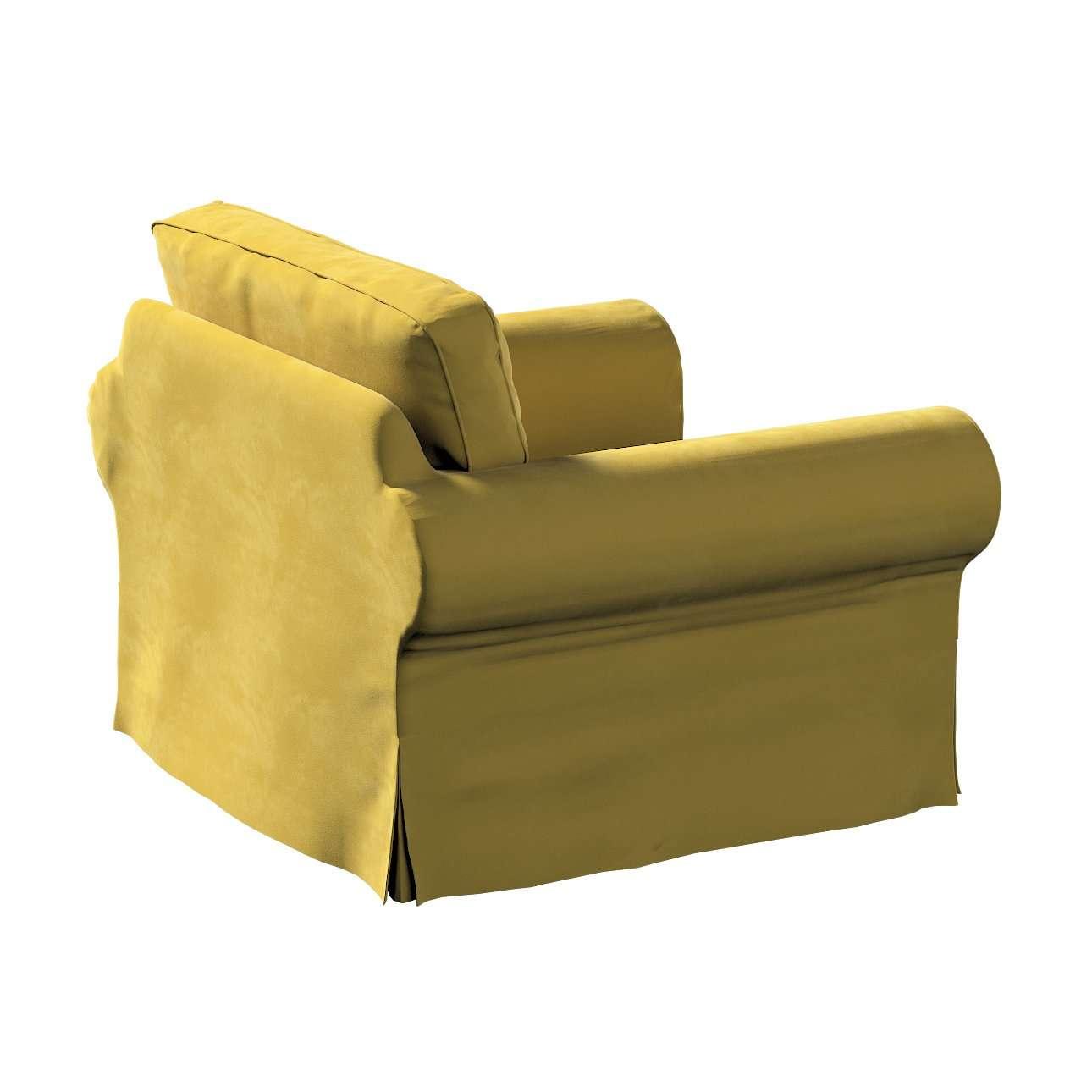 IKEA hoes voor Ektorp fauteuil van de collectie Velvet, Stof: 704-27
