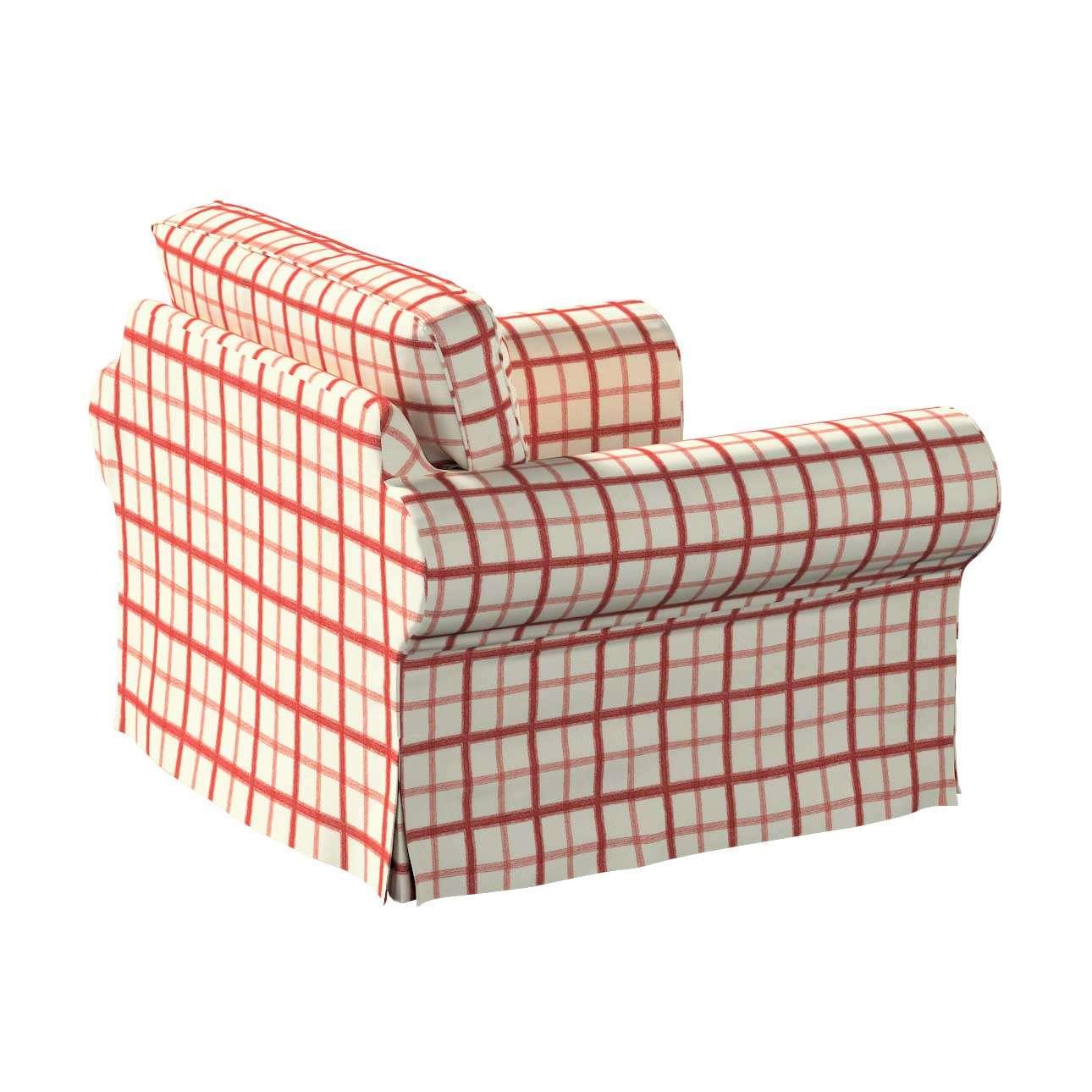 EKTORP fotelio užvalkalas Ektorp fotelio užvalkalas kolekcijoje Avinon, audinys: 131-15