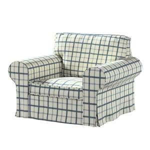 Ektorp Sesselbezug Sesselhusse, Ektorp Sessel von der Kollektion Avinon, Stoff: 131-66