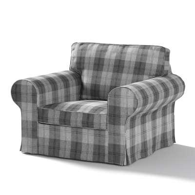 Pokrowiec na fotel Ektorp w kolekcji Edinburgh, tkanina: 115-75