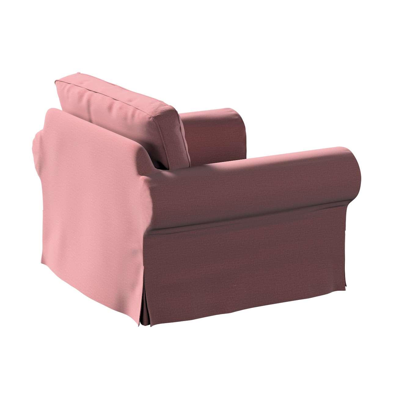 Pokrowiec na fotel Ektorp w kolekcji Ingrid, tkanina: 705-38