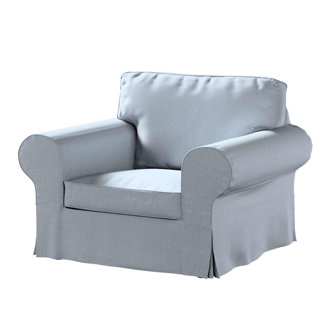 Bezug für Ektorp Sessel von der Kollektion Amsterdam, Stoff: 704-46
