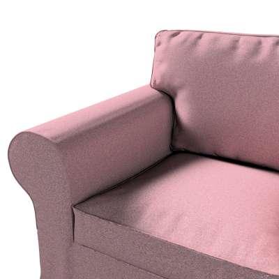Pokrowiec na fotel Ektorp w kolekcji Amsterdam, tkanina: 704-48